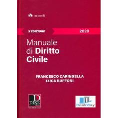 manuale di diritto civile 2020