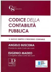 codice della contabilita' pubblica
