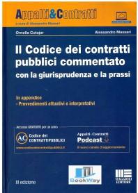 codice dei contratti pubblici commentato con la giurisprudenza e la prassi il)