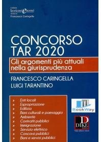 concorso tar 2020 -