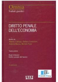 diritto penale dell'economia - tomo i e ii