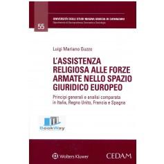 assistenza (l') religiosa alle forze armate nello spazio giuridico europeo