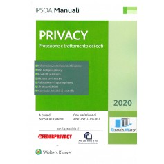 privacy - protezione e trattamento dei dati - 2020