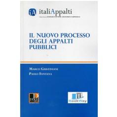 nuovo processo degli appalti pubblici (il)