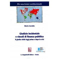 giudizio incidentale e vincoli di finanza pubblica.