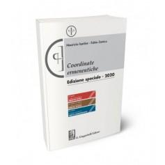 Coordinate Ermeneutiche Edizione Speciale 2020 di Santise, Zunica