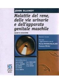 Malattie del Rene, delle Vie Urinarie e dell' Apparato Genitale Maschile di Blandy, Pavone, Macaluso, Micali