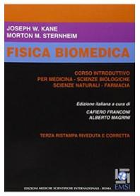 Fisica Biomedica di Kane, Sternheim