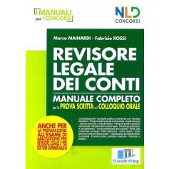 manuale per revisione legale dei conti