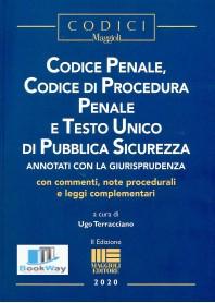 codice penale, codice di procedura penale e testo unico di pubblica sicurezza annotati con la giurisprudenza