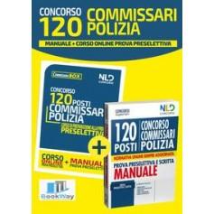 120 posti commissari polizia