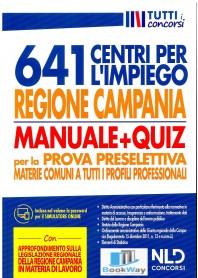 641 centri per l'impiego regione campania