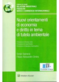 nuovi orientamenti di economia e diritto in tema di tutela ambientale