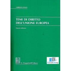 temi di diritto dell'unione europea