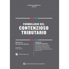 Formulario del Contenzioso Tributario di De Matteis