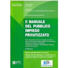 manauale del pubblico impiego privatizzato (il)