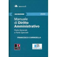 manuali di diritto amministrativo maior - parte generale e speciale