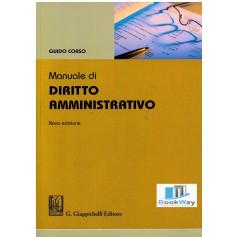 manualÒe di diritto amministrativo
