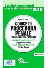 codice di procedura penalecommentato con la giurisprudenza