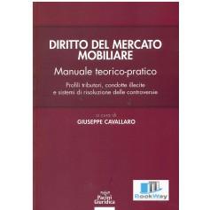 diritto del mercato mobiliare - manuale teoric-pratico