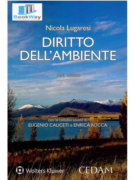 DIRITTO DELL'AMBIENTE - libreriatestiuniversitari.it