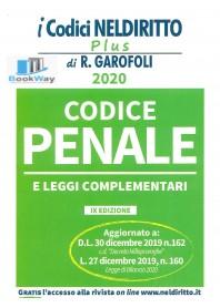 codice penale e leggi complementari 2020 plus