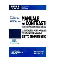 manuale dei contrasti di diritto amministrativo