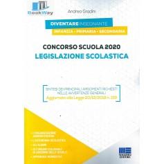 legislazione scolastica - concorso scuola 2020
