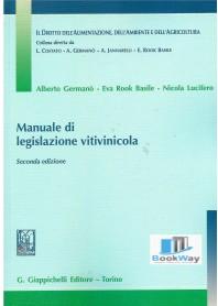 manuale di legislazione vitivinicola