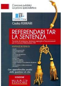 referendari tar - la sentenza