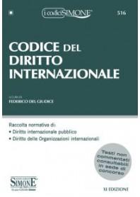 Codice del Diritto Internazionale di Del Giudice