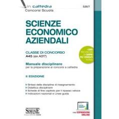 Scienze Economico Aziendali Classe di Concorso A45 (ex A017)