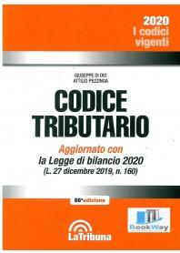 CODICE TRIBUTARIO - VIGENTI 2020