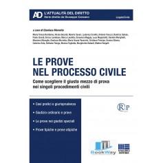 prove nel processo civile (le)
