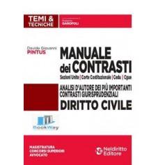 manuale dei contrasti - diritto civile