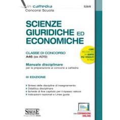 Scienze Giuridiche ed Economiche Classe di Concorso A46 (ex A019)