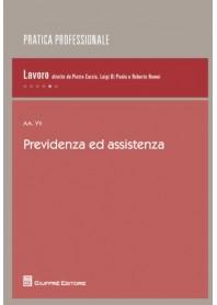 Previdenza ed Assistenza di Curzio, D' Onghia, Doronzo, Garofalo, Giubboni, Laforgia, Leone, Marotta, Stolfa, Tarantino