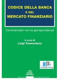 codice della banca e del mercato finanziario