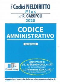 codice amministrativo - 2020