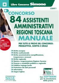 Concorso 84 Assistenti Amministrativi Regione Toscana Manuale