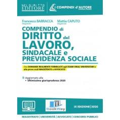 compendio di diritto del lavoro sindacale e della previdenza sociale