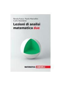 Lezioni di Analisi Matematica II di Fusco, Marcellini, Sbordone