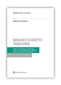 Manuale di Diritto Tributario di Baldassarre