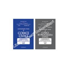 Offerte 2 Codici Esame Avvocato 2020 Cedam CC+CPC di Cian Trabucchi