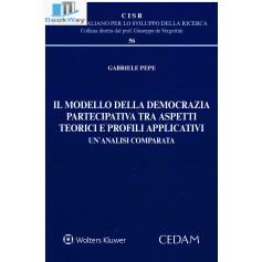 modello della democrazia partecipativa tra aspetti teorici e profili applicativi