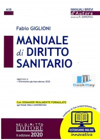 manuale di diritto sanitario