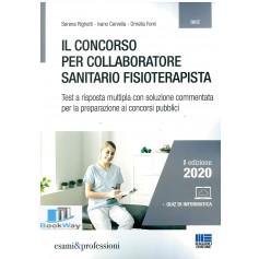 concorso per collaboratore sanitario fisioterapista (il)