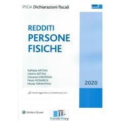 redditi persone fisiche 2020