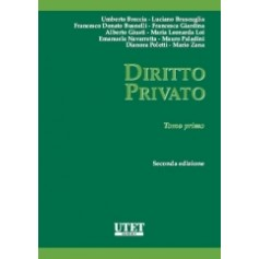 Manuale di Diritto Privato Vol. 1 di Breccia
