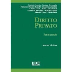 Manuale di Diritto Privato Vol. 2 di Breccia